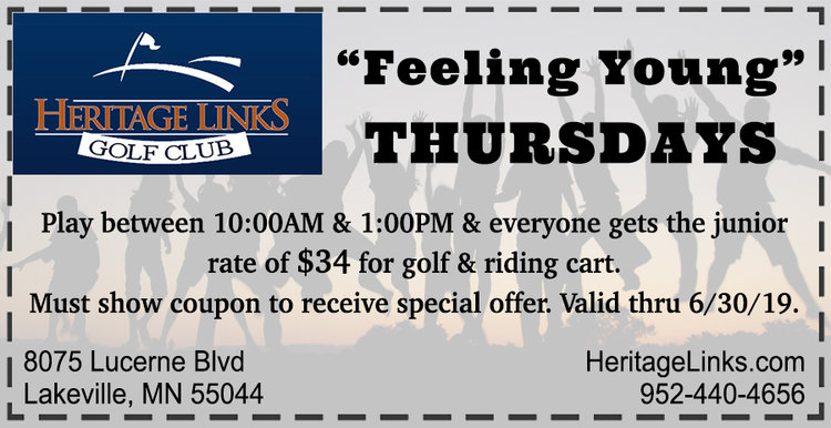 Coupon THURSDAYS
